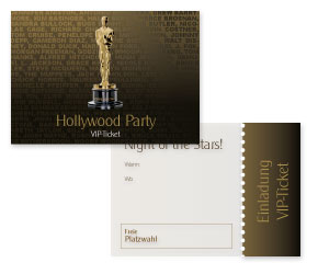 einladung-ideen-mottoparty-hollywood-oscar