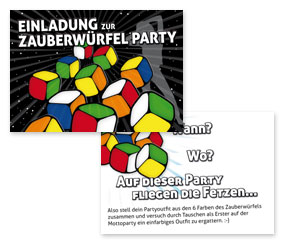 zauberwuerfel-party-einladung-ideen-mottoparty
