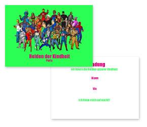 Einladung-Helden-der-Kindheit-Party-kostenlos-Ideen-Mottoparty